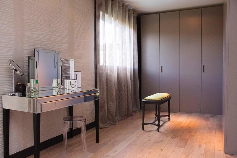 espace suite personnel et dressing