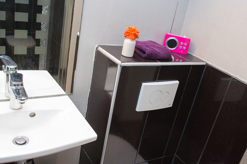 salle d'eau - douche WC