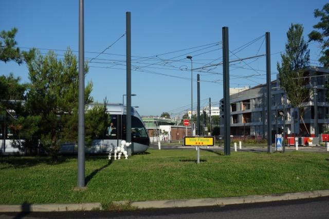urban quartier Blagnac : Jonction entre Toulouse, l'Aéroport et Blagnac