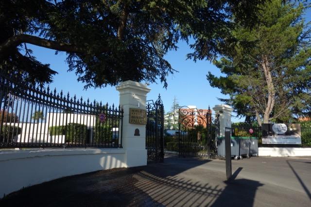 urban quartier Purpan : quartier d'affaires Hotel Palladia