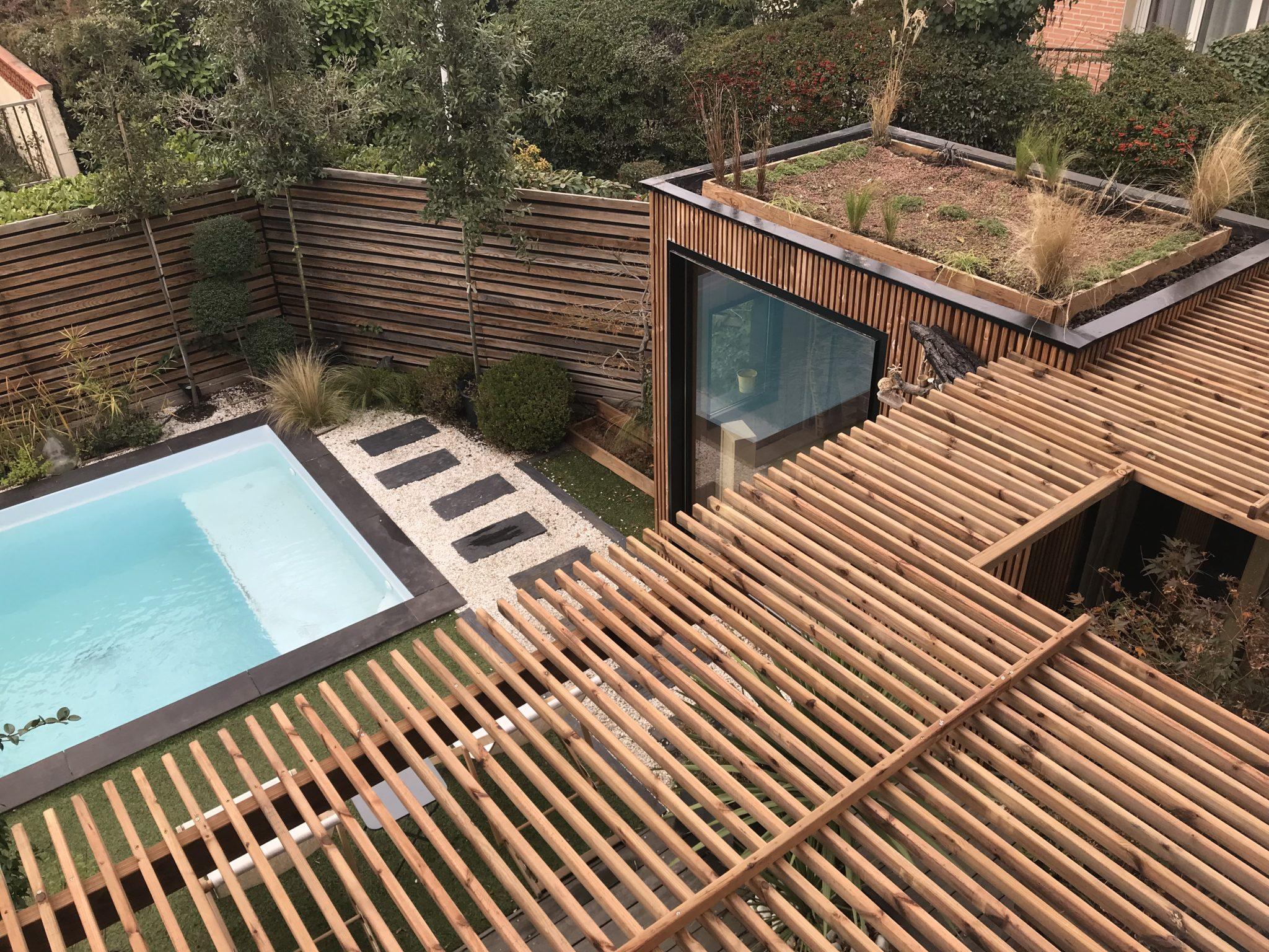 Urban Garden Urbanhouse Votre Maison De Ville à Toulouse